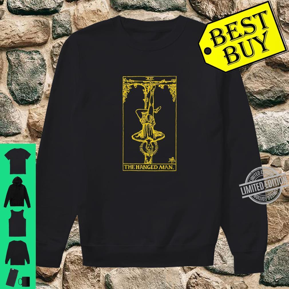The Hanged Man Vintage Tarot Card Cartomancy Shirt sweater