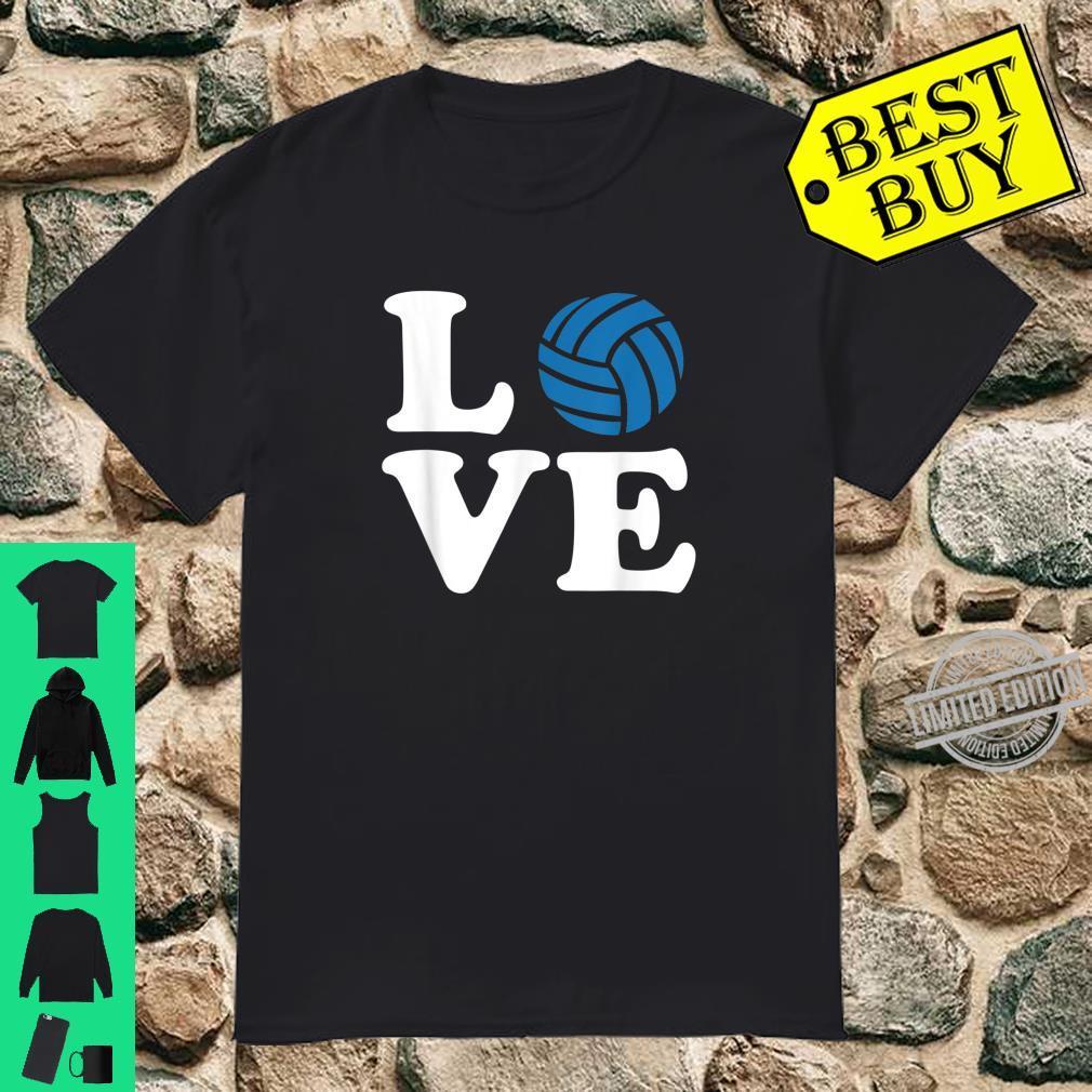 Volleyball love Shirt