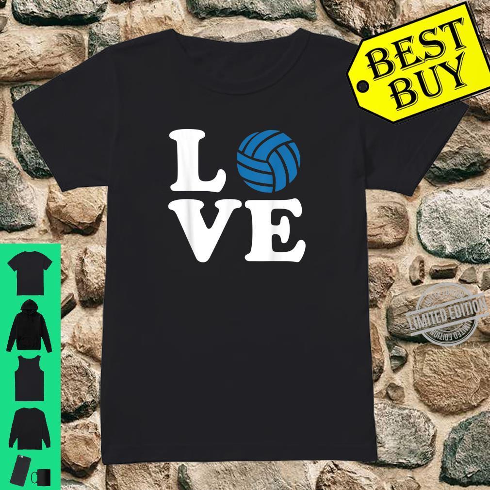 Volleyball love Shirt ladies tee