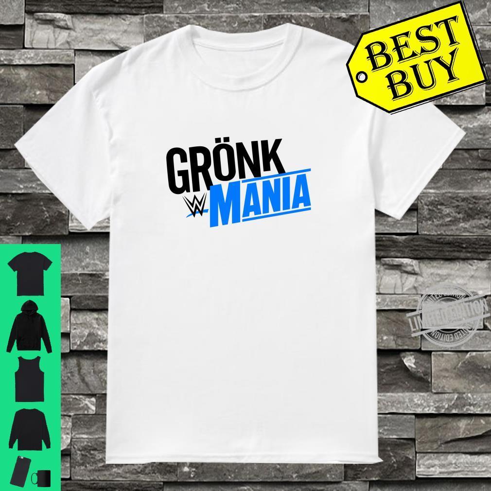 WWE Rob Gronkowski GronkMania Alternate Shirt