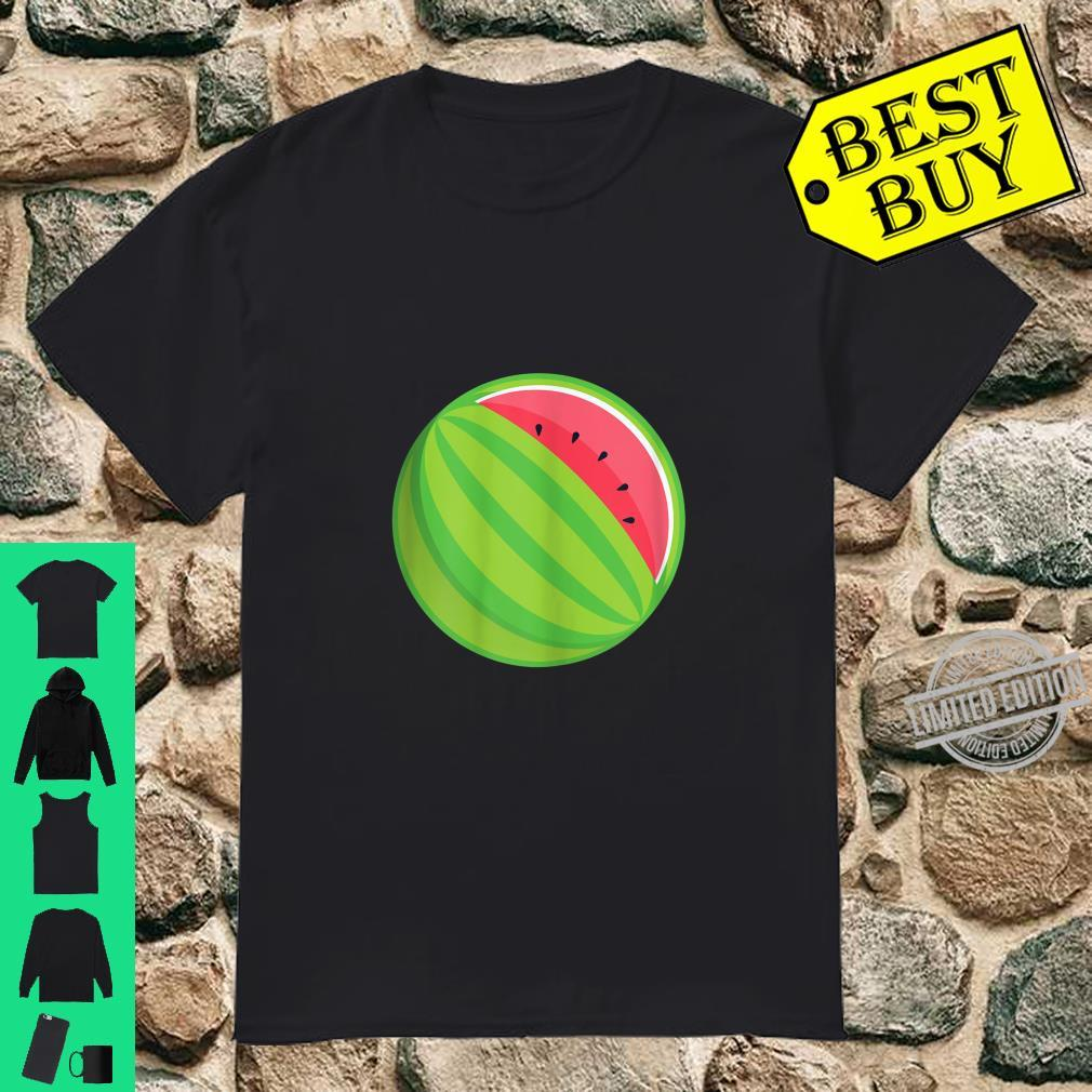 Womens Pregnancy watermelon's tummy, Mother's day pregnant Shirt